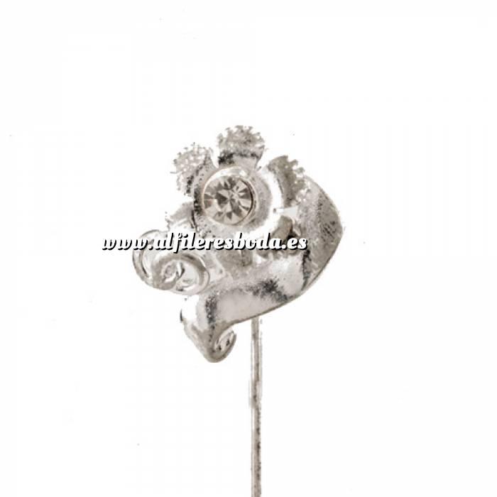 Imagen Alfileres especiales Alfiler especial 29 (flor dos anillos)