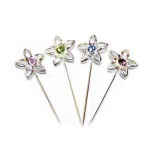 Alfileres especiales - Alfiler Especial 81 (Gardenia Cristal Color)