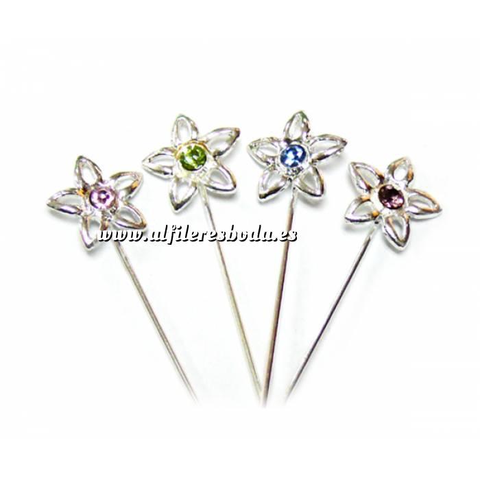 Imagen Alfileres especiales Alfiler Especial 81 (Gardenia Cristal Color)
